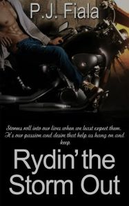 Rydin' the storm out