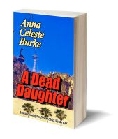 A dead daughter 3D-Book-Template