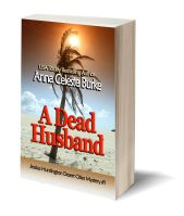 A Dead Husband USA 3D-Book-Template