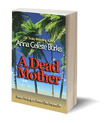 A Dead Mother 3D-Book-Template