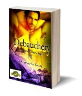 a Debauchery 3D-Book-Template