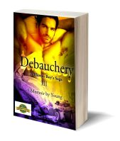 a Debauchery 3D-Book-Template