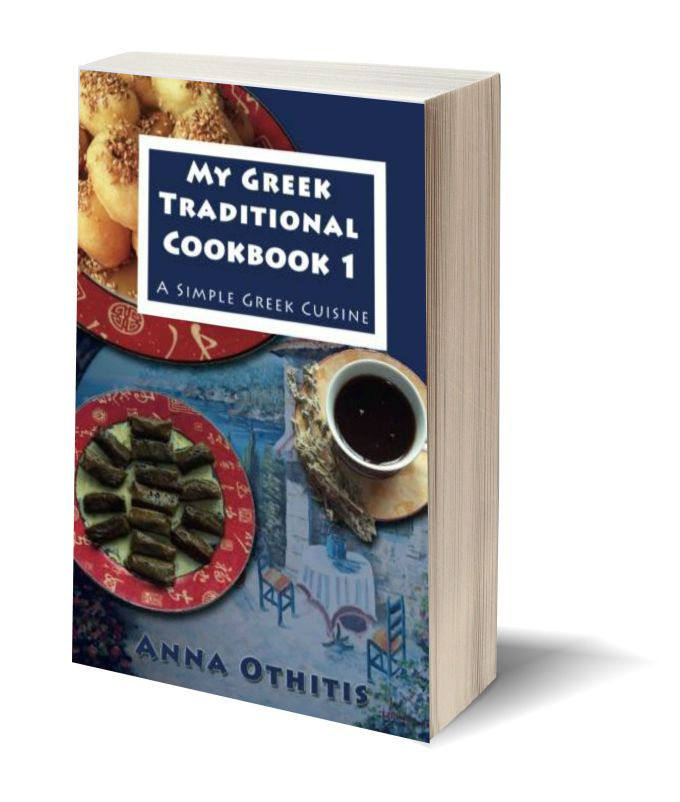 a Greek 1 3D-Book-Template