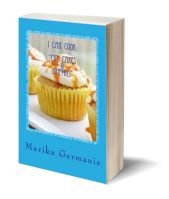 A I can cook cupcakes and muffins 3D-Book-Template