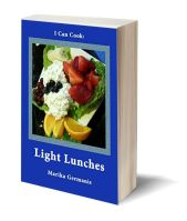 A I can cook light lunches 3D-Book-Template