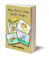 A My first fun golf steps 3D-Book-Template