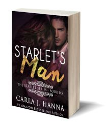 a starlets man 3D-Book-Template