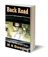 Back road 3D-Book-Template