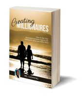 Creating millionaires 3D-Book-Template