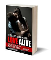 Keeping love alive 3D-Book-Template