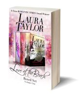 Love at the beach 3D-Book-Template