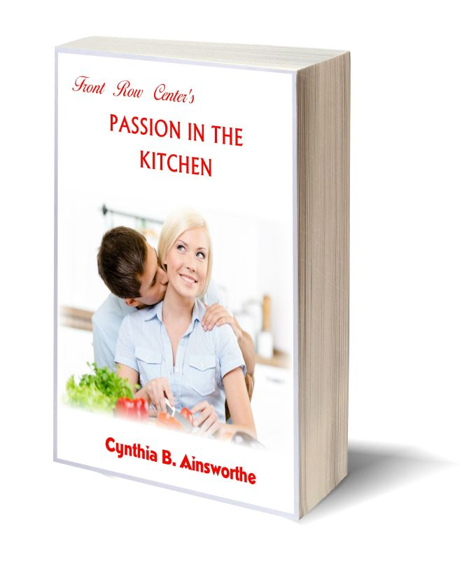 Passion in the kitchen 3D-Book-Template