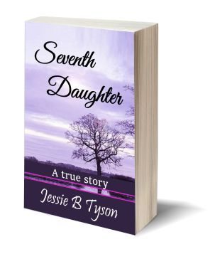 Seventh Daughter 3D-Book-Template