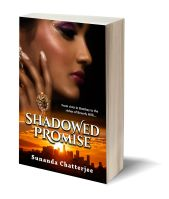 Shadowed Promise 3D-Book-Template