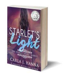Starlets light 3D-Book-Template
