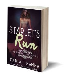 Starlets run 3D-Book-Template