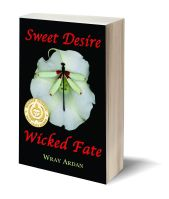 Sweet desire wicked fate 3D-Book-Template