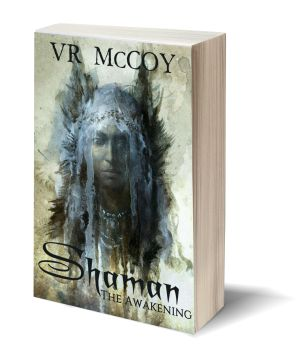 the-shaman-3d-book-template