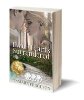 Two Hearts Surrendered 3D-Book-Template