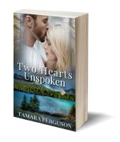 Two Hearts Unspoken 3D-Book-Template