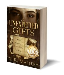 Unexpected Gifts medal 3D-Book-Template