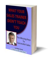 What your sales trainer 3D-Book-Template