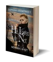 He loves me not 3D-Book-Template