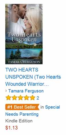 Unspoken Bestseller
