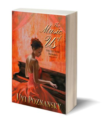 The Music of Us 3D-Book-Template