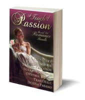 A Touch of Passion 3D-Book-Template