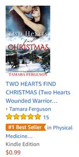Two Hearts Find Christmas bs