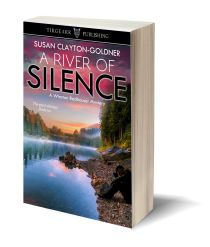 A River of Silence 3D-Book-Template