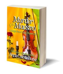 Murder of the Maestro 3D-Book-Template