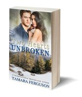 Two Hearts Unbroken 3D-Book-Template