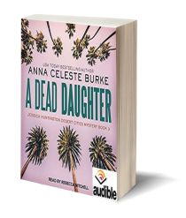 A Dead Daughter audio 3D-Book-Template