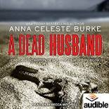 A Dead Husband Audio with logo