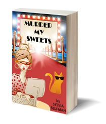 Murder My Sweets 3D-Book-Template