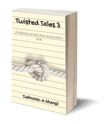 Twisted Tales 3 3D-Book-Template