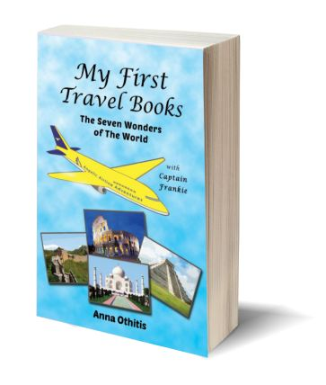 Travel 3 3D-Book-Template