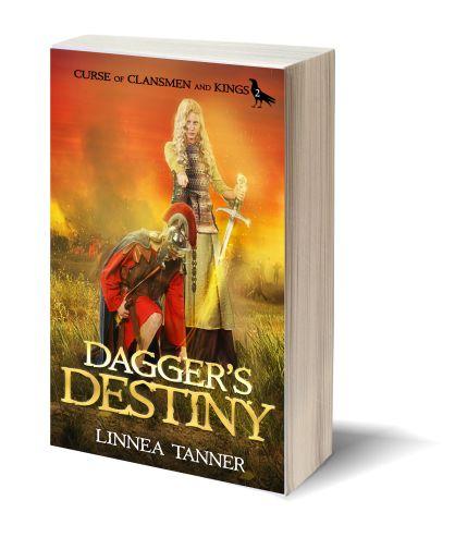 Daggers Destiny 3D-Book-Template