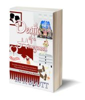 Death of a Honeymoon 3D-Book-Template