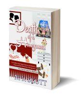 Death of a Honeymoon 3D-Book-Template