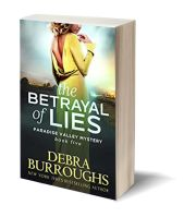 Debra The Betrayal of Lies 3D-Book-Template