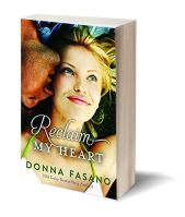 Donna Reclaim My Heart 3D-Book-Template