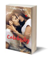 Melinda Celebrity 3D-Book-Template