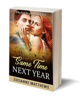 Susanne Same Time Next Year 3D-Book-Template