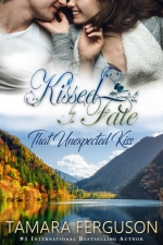 That Unexpected Kiss - Lucinda E. Clarke