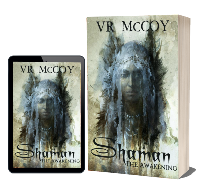 Shaman The Awakening 3d and ebook image