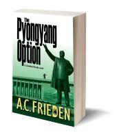 The Pyongyang Option 3D-Book-Template