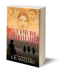 Ellie and the War on Powder Creek 3D-Book-Template